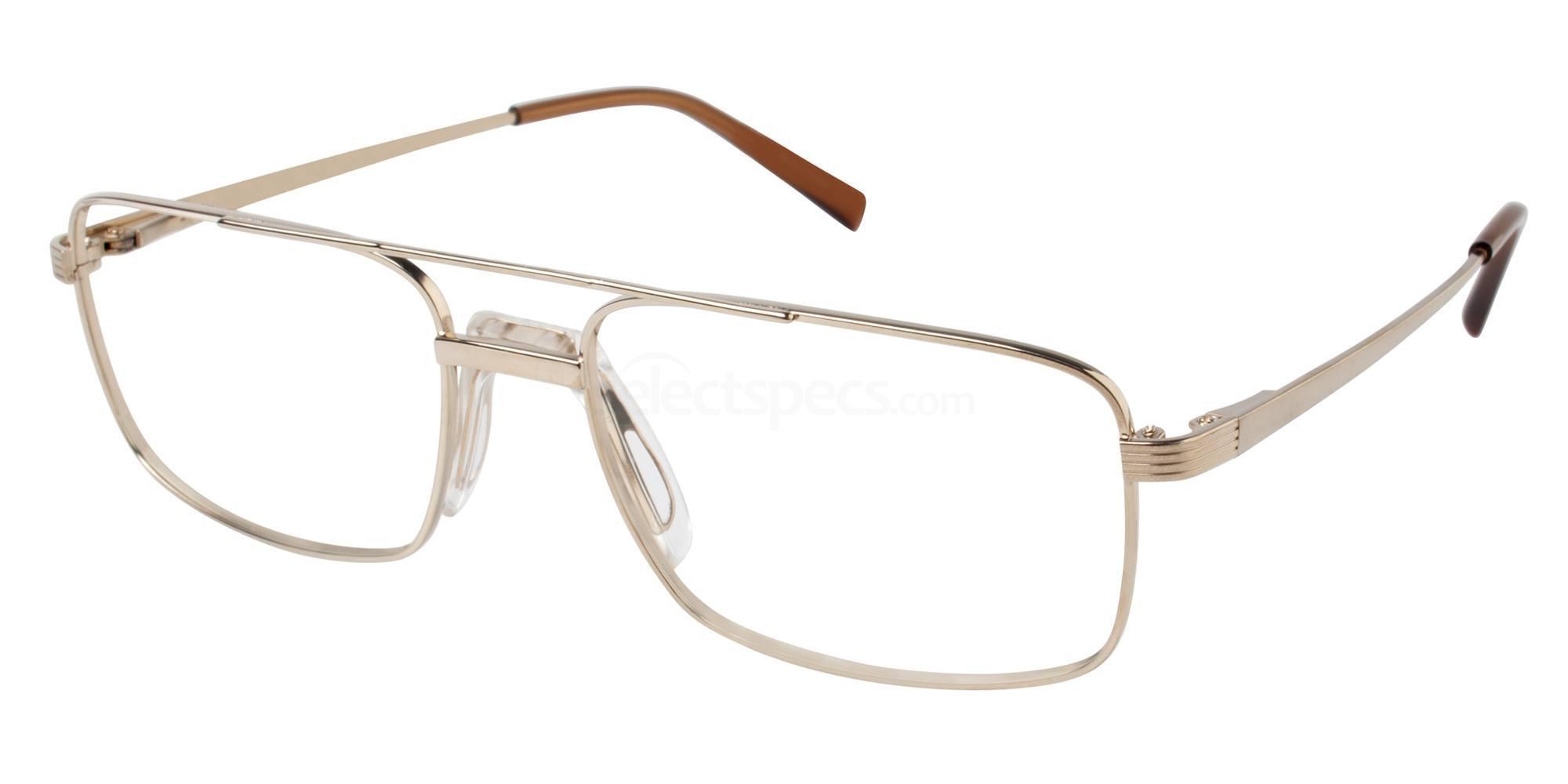 Brad Pitt Wears Retro Glasses in The Big Short