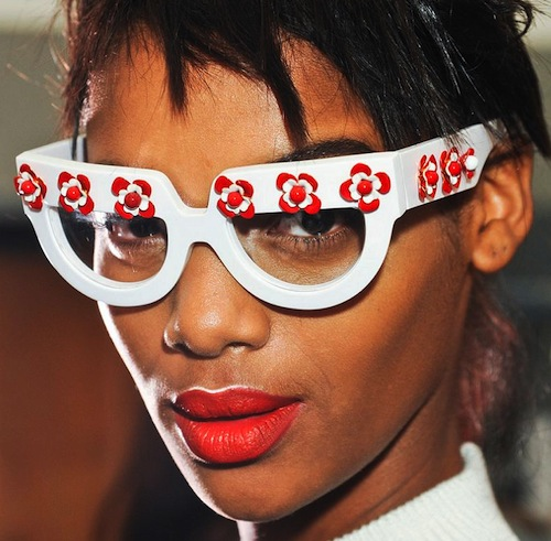 3b8941009bf1 I am not much of a 'designer name' person, but one of the companies that I  eagerly await each season is the Prada Eyewear- Sunwear collection.