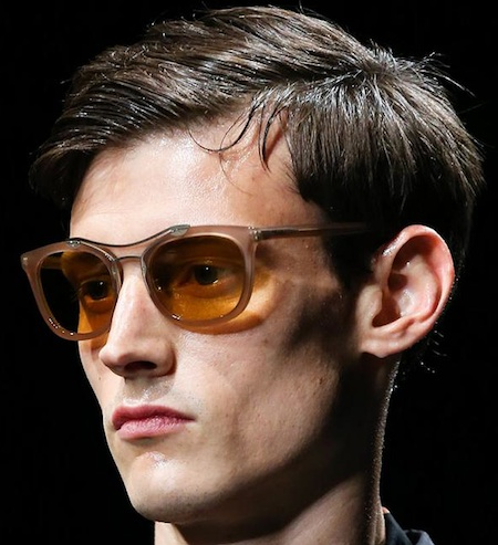 67e2c517cb013 Prada Mens Sunglasses for Spring Summer 2014  Quick Peek  Retro and round  shapes