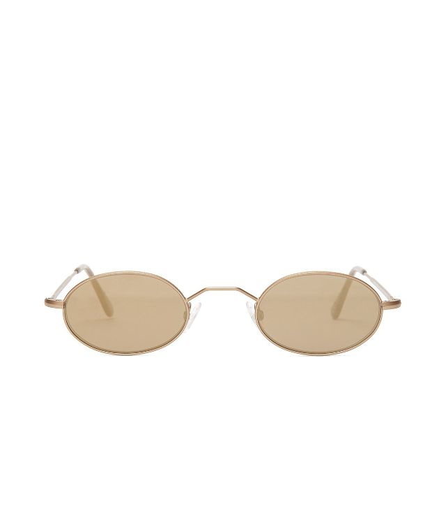 Armstrong Oval-Frame Sunglasses