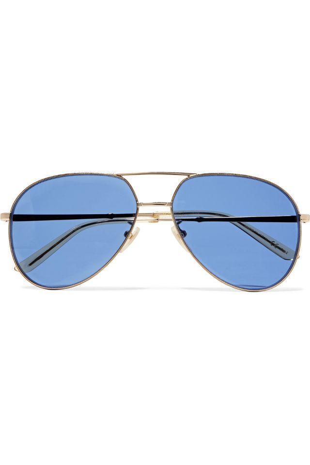 wire sunglasses gucci
