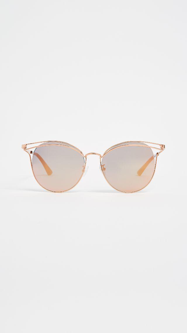 wire sunglasses mcq alexander mcqueen