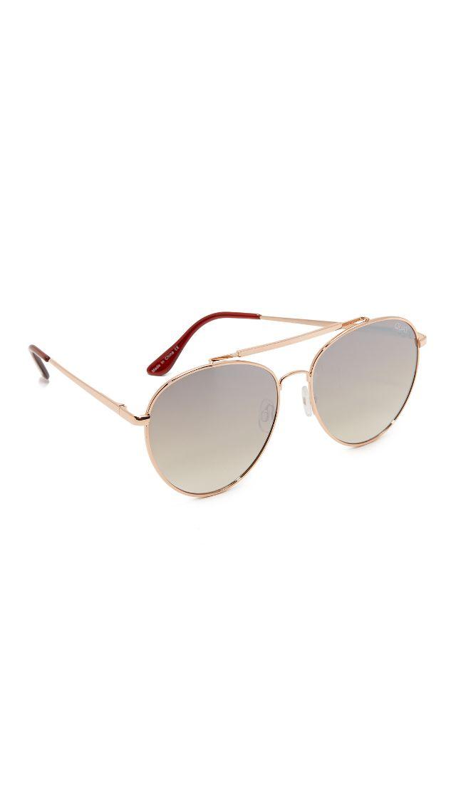 wire sunglasses quay