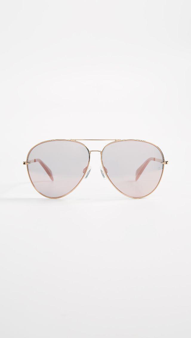 wire sunglasses rag & bone
