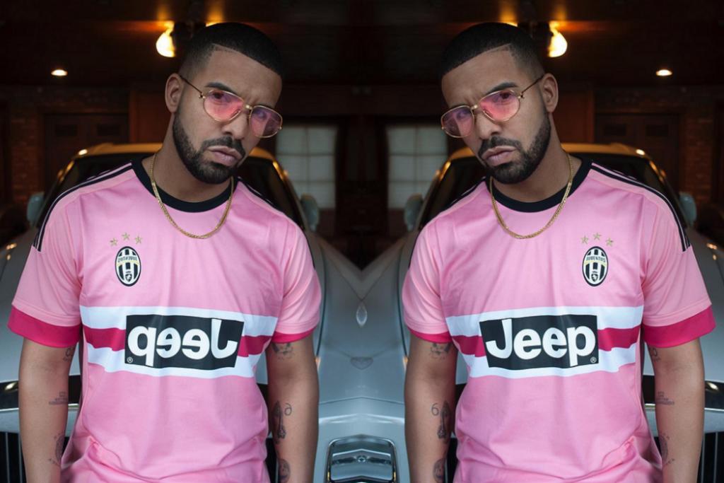 online store c48df e6d93 Drake Shocks Fans by Wearing Pink Sunglasses! - Best Mens ...
