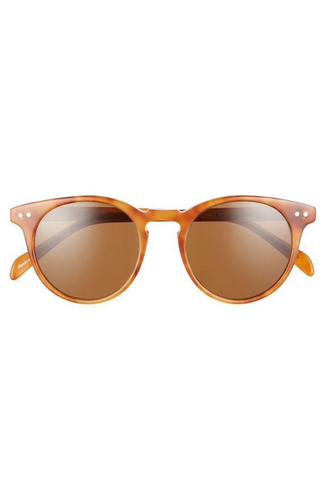 Oxford 49MM Polarized Sunglasses